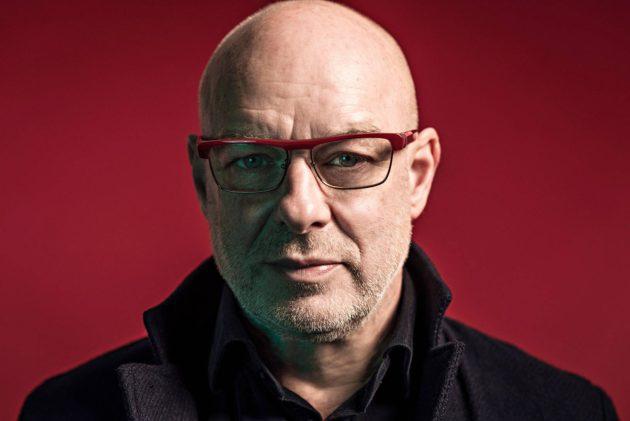 Brian Eno levytti albumin, joka ei lopu koskaan.