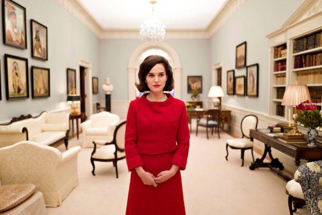Jackie on elokuva päivistä John F. Kennedyn salamurhan jälkeen. Natalie Portman esittää nimiosaa.