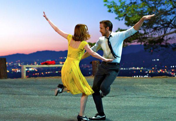 La La Land palkittiin seitsemällä Golden Globe -palkinnolla.