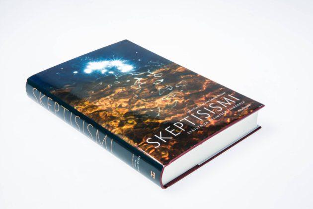 Malin Grahn–Wilder (toim): Skeptisismi–epäilyn ja etsimisen filosofia. 453 s. Gaudeamus, 2016.