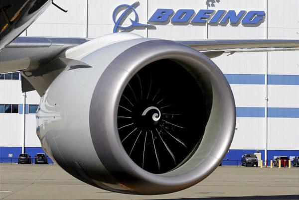 """Boeing on Yhdysvaltain suurin vientiyritys ja osa """"American Made Coalition"""" -ryhmittymää."""