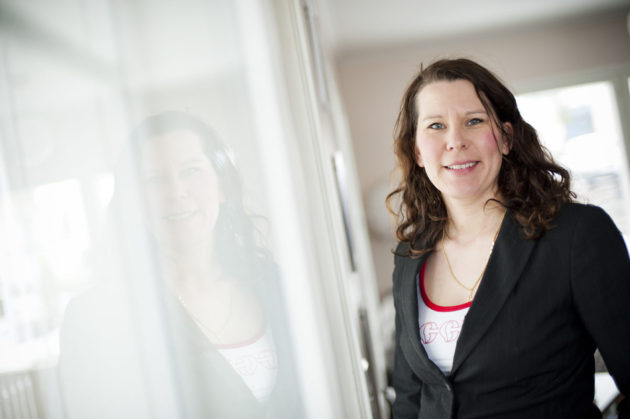Corinna Tammenmaa.