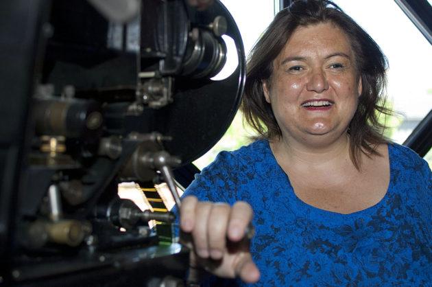 Irina Krohn toimi Suomen elokuvasäätiön toimitusjohtajana vuosina 2006–2016.