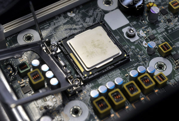 Tietokoneen prosessori
