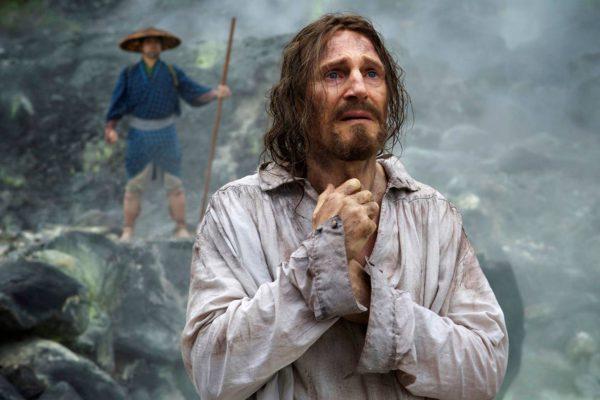 Liam Neeson on jesuiitta Ferreira.