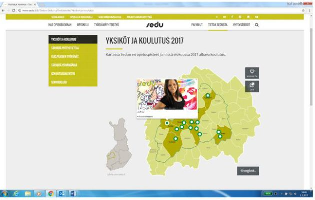 Ruutukaappaus Seinäjoen koulutuskuntayhtymän verkkosivusta.
