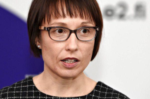 Karina Jutila on ajatuspaja e2:n johtaja.