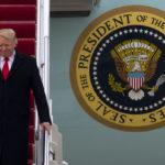 Yhdysvaltain presidentti Donald Trump.