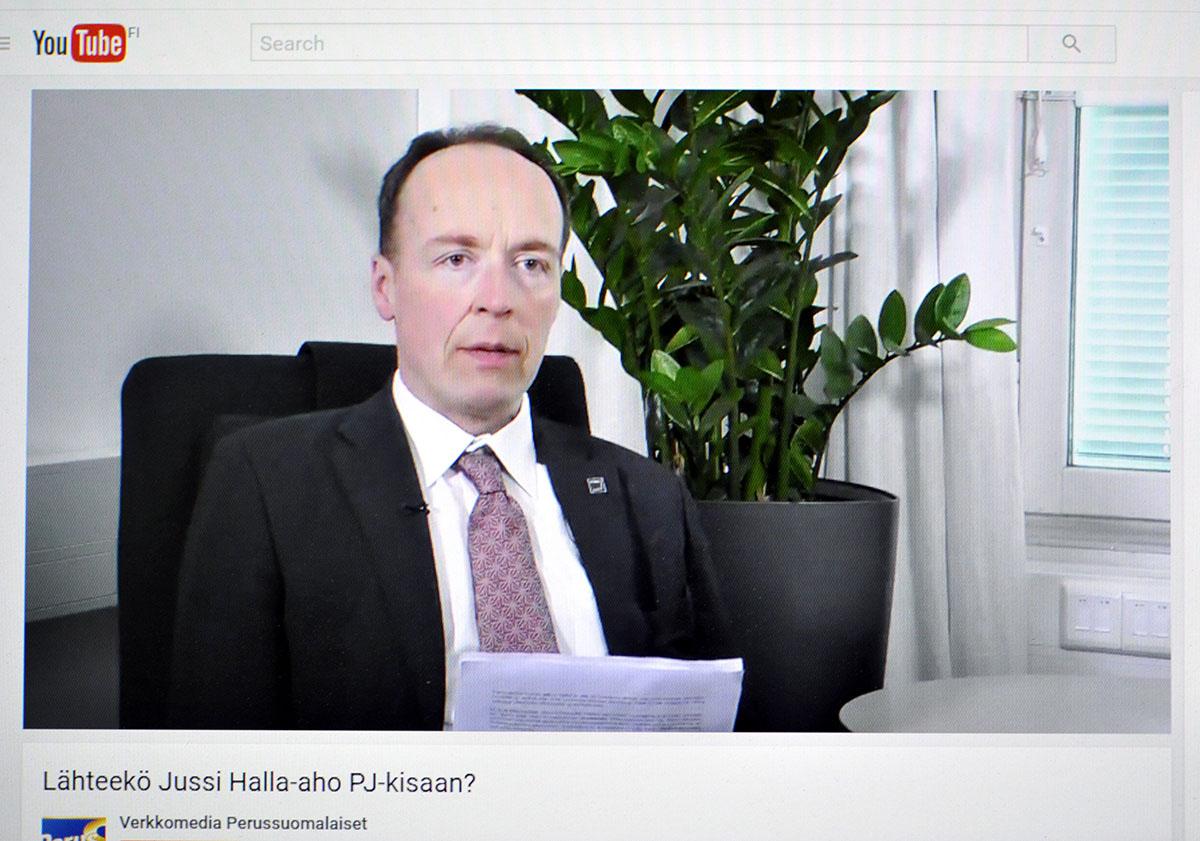 Halla-Aho Mestari