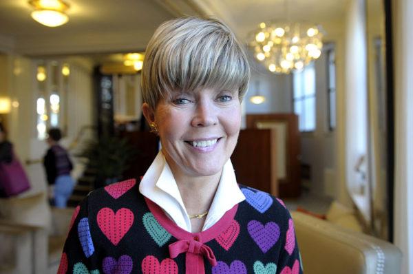 Helena Petäistö.