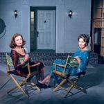 Bette ja Joan: Susan Sarandon (vas.) ja Jessica Lange.