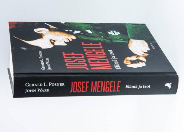 Gerald L. Posner, John Ware: Josef Mengele. Suom. Pertti Jokinen. 394 s. Minerva, 2017.