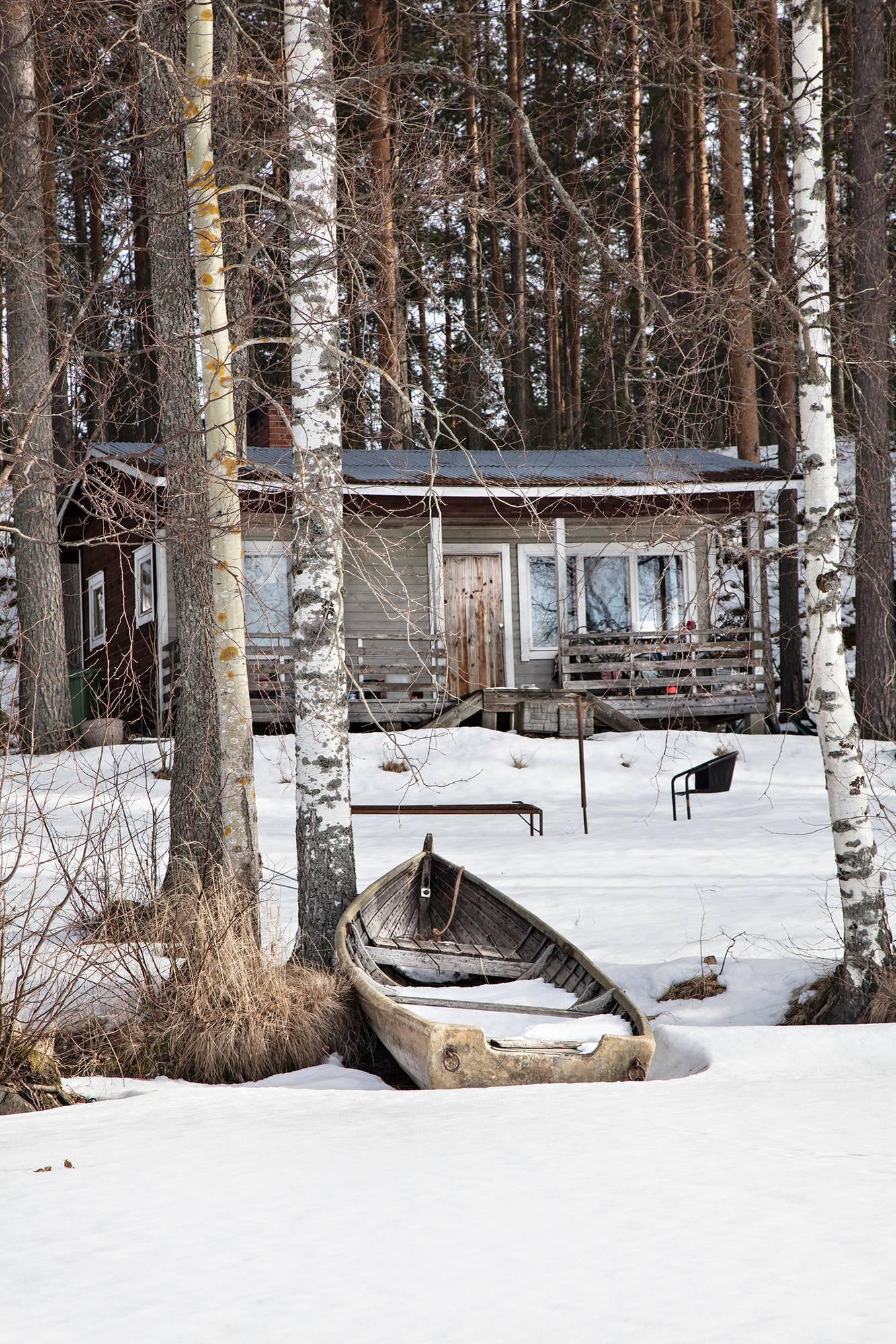 Polvijärven mökillä on kuollut neljä ihmistä.