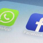 Facebook ja Whatsapp ovat kaksi suosituinta sosiaalisen median palvelua Suomessa. Kuvituskuva.
