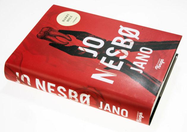Jo Nesbø: Jano. 534 s. Johnny Kniga, 2017.