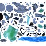 Jäämerestä tunnistettiin muun muassa muovikelmun paloja, siimankappaleita sekä kosmetiikan ja pesuaineinen mikromuovirakeita.