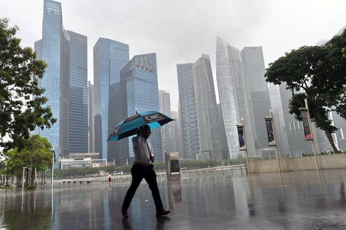 Uutta Singaporea 30. maaliskuuta 2017.