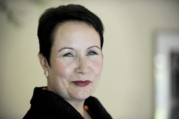 Telan toimitusjohtaja Suvi-Anne Siimes.