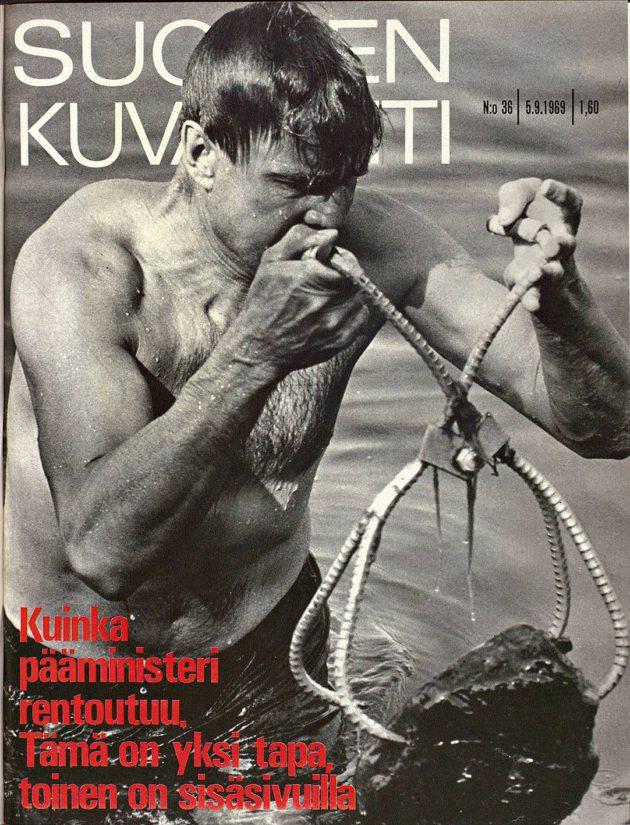 Suomen Kuvalehti 36/1969.
