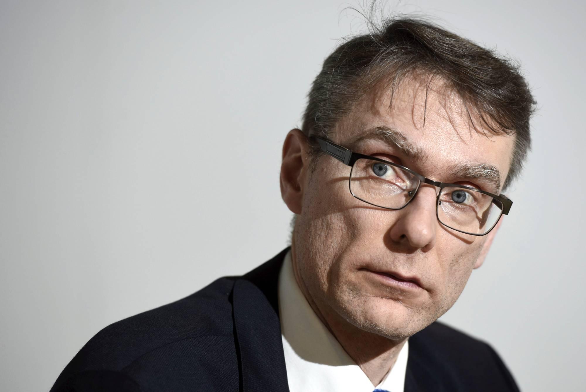 Alivaltiosihteeri Tuomas Pöysti on sote-uudistuksen arkkitehtejä.