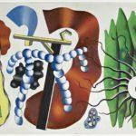 Fernand Léger: Composition aux contrastes (1932).
