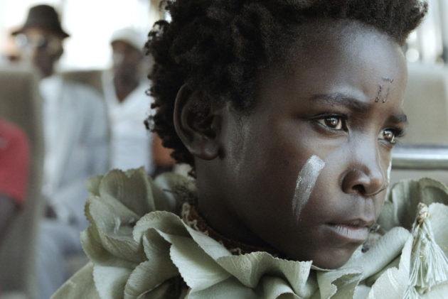 Maggie Mulubwa on I Am Not a Witch -elokuvan Shula.