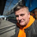 Pekka Möttö on liikenneyrittäjä kolmannessa polvessa.