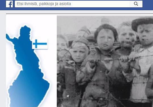 Ruutukaappaus romanialaisen B1TV:n Facebook-sivulta.