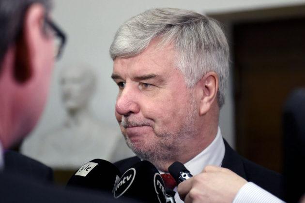Kansanedustaja Toimi Kankaaniemi (ps).
