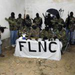 Itsenäisyyttä havitelleet korsikalaiset terroristit pitivät tiedotustilaisuuden lokakuussa 2006.