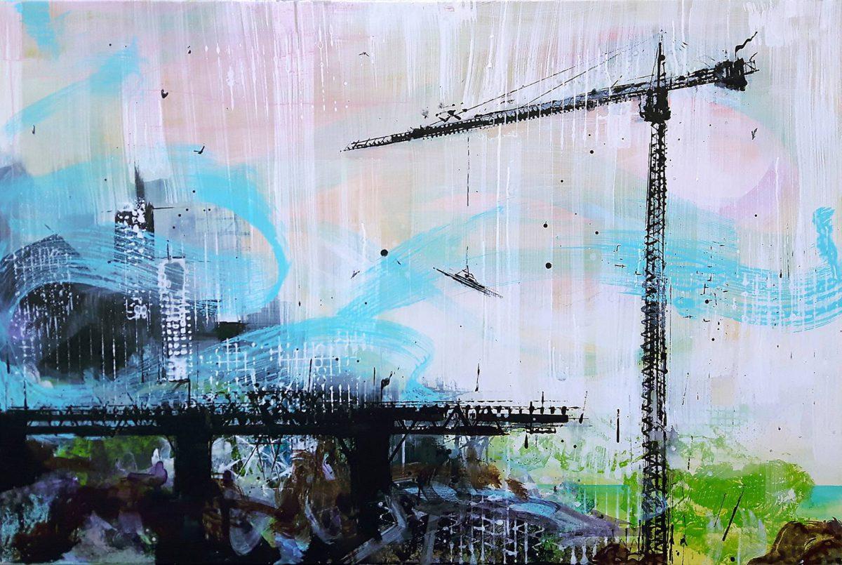 Ville Räty: New Lines (2017).