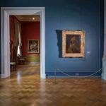 Sinebrychoffin taidemuseon seinällä on Rembrandt.