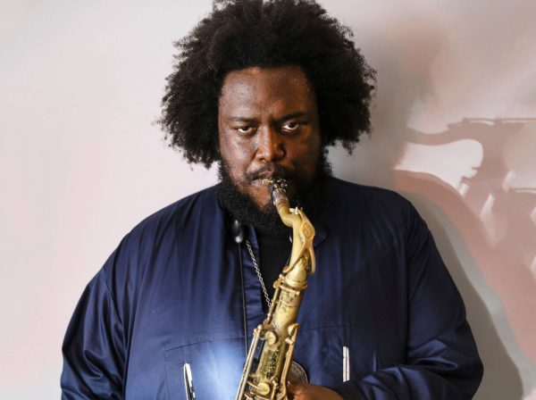 Saksofonisti Kamasi Washington.