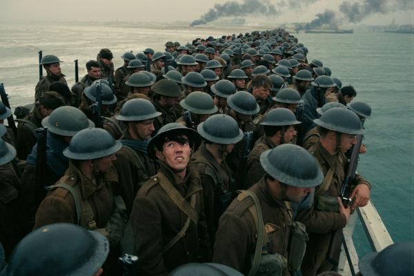 Liittoutuneet jäivät mottiin Dunkerqueen eli Dunkirkiin.