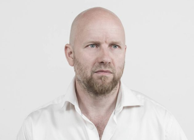 Kustantaja Jarkko S. Tuusvuori tähyää Skandinavian markkinoille.