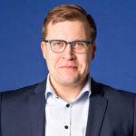 Suomen Kuvalehden toimituspäällikkö Jussi Eronen.