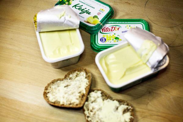 Bunge Finland valmistaa Keijua ja Vita D'Oria.