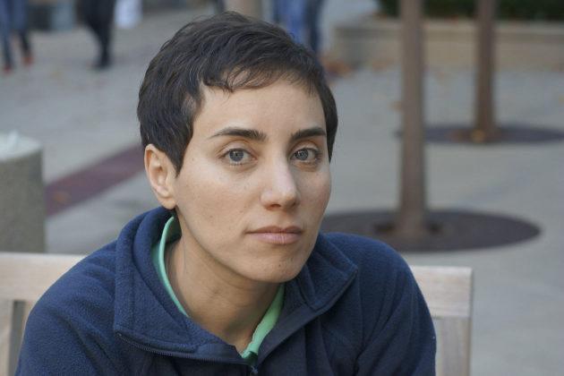 Maryam Mirzakhani 1977–2017.
