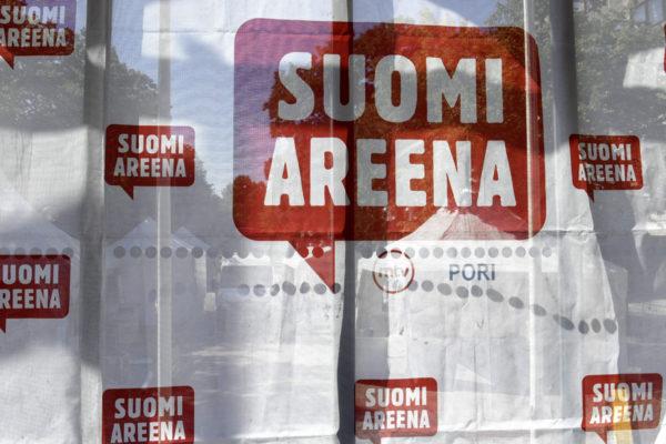 SuomiAreena-tapahtumaa vietetään jälleen Porissa.