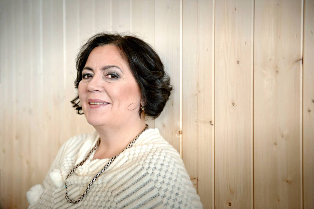 Päivikki Palosaari aloitti Levillä uransa Porogrilli-yrittäjänä 1980-luvun alussa. Nykyään hän on yrittäjäneuvos.