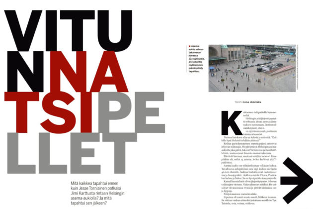 Suomen Kuvalehti 50/2016.