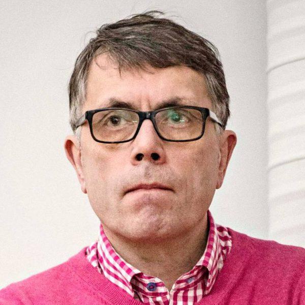 Jouni Palosaari on johtanut Levin hissiyhtiötä vuodesta 1988 lähtien.