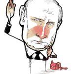 Putin. Ydinasesalkku?
