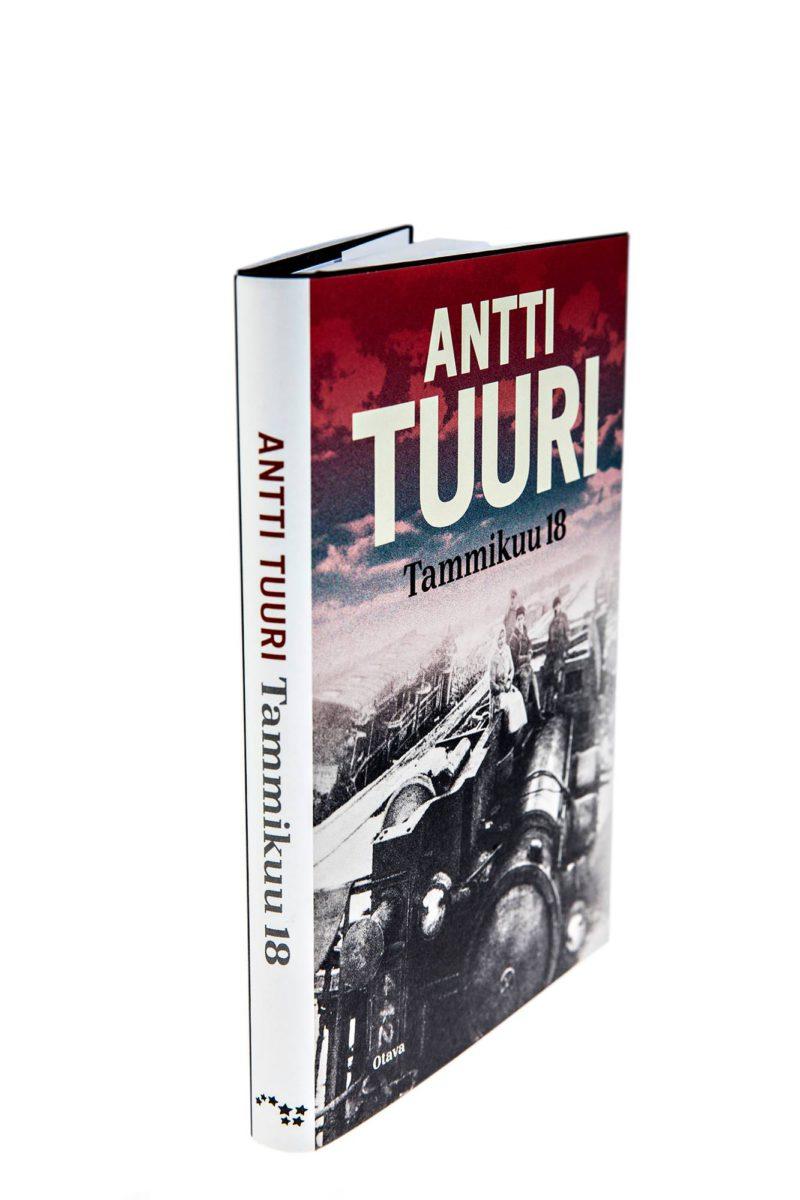 Antti Tuuri: Tammikuu 18. 220 s. Otava, 2017.