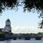 Viipurin linna Venäjällä 16. heinäkuuta 2014.