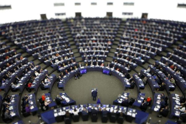 Euroopan parlamentti kokoontui Strasbourgissa Ranskassa 13. syyskuuta 2017.
