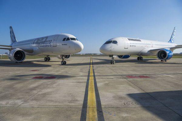 Airbus ilmoitti 17. lokakuuta 2017 ottavansa haltuunsa Bombardierin uusien C-sarjan matkustajakoneiden markkinoinnin ja rakentamisen.