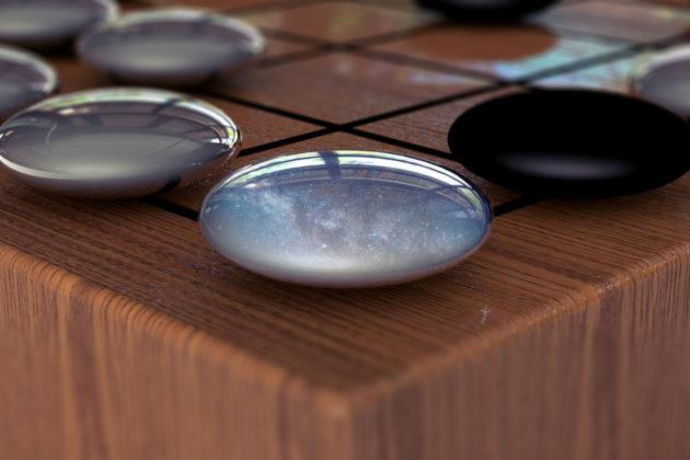 Go on kaksin pelattava lautapeli. Sen mahdollisten pelitilanteiden määrä on liki loputon: 10 potenssiin 170.