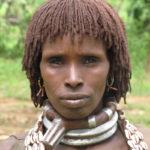 Hamer-heimoon kuuluva etiopiailainen osallistui tutkimukseen.