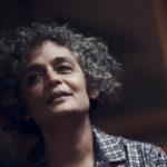 Arundhati Roy.